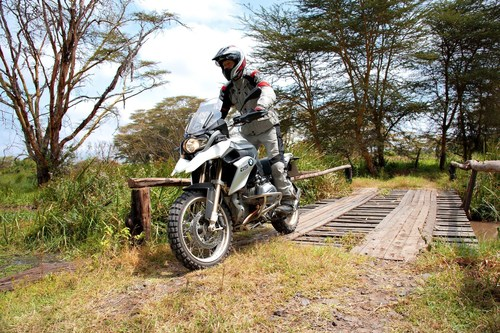 'BMW R 1200 GS - the most successful BMW motorcycle'. BMW Group/MICHAEL ALSCHNER alschner.com ...