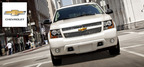 The 2014 Chevy Tahoe is the most capable full-size SUV. It has the tools and abilities need to complete almost any task asked of it. Cavender Chevrolet sales professionals are ready to show it off.  (PRNewsFoto/Cavender Chevrolet)
