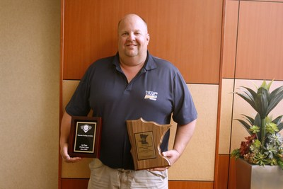 Bill Krouse of YRC Freight named Grand Champion at the 2015 Minnesota Truck Driving Championships. He was also named 2014 Minnesota Driver of the Year this past January.