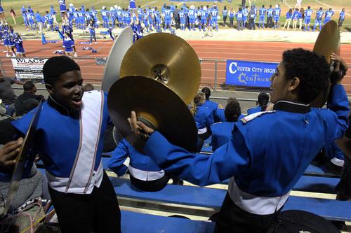 David Carter, Culver City High School, Culver City Unified School District.  (PRNewsFoto/CAAASA/Fagen Friedman & Fulfrost)
