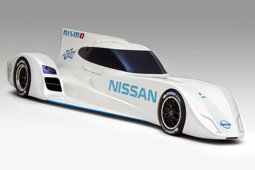 Nissan revela planos de protótipo de Le Mans com o mais rápido carro de corrida elétrico do mundo