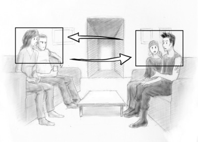 Learn how to make a storyboard with storyboard examples from real film projects.  (PRNewsFoto/Videomaker, Jennifer Albright)