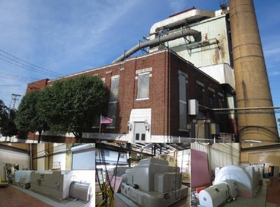 Onsite Auction with Internet Bidding- Shelby Municipal Light Plant- Complete Plant Closure