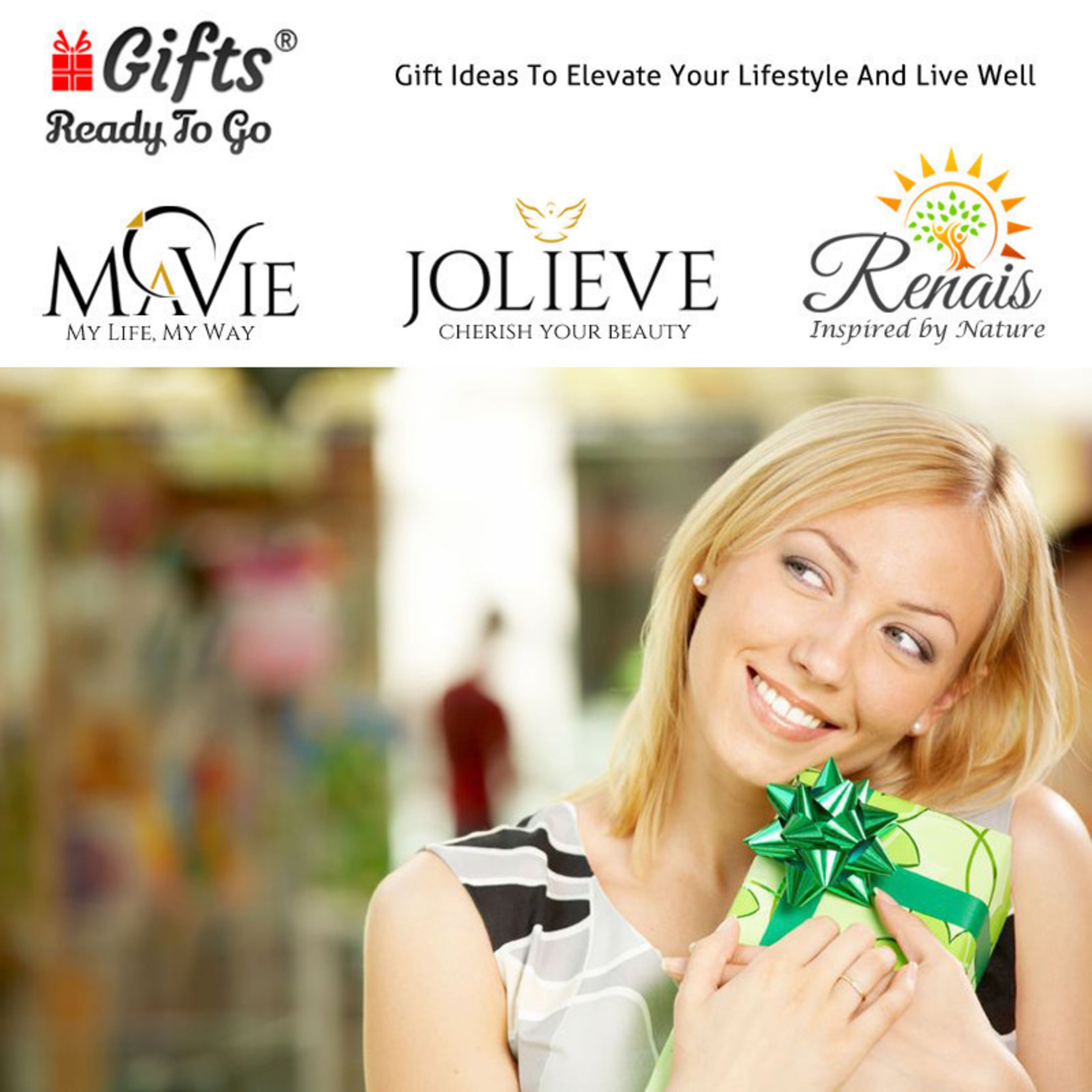 Gifts Ready to Go Brings a Fresh New Perspective to Gift Giving