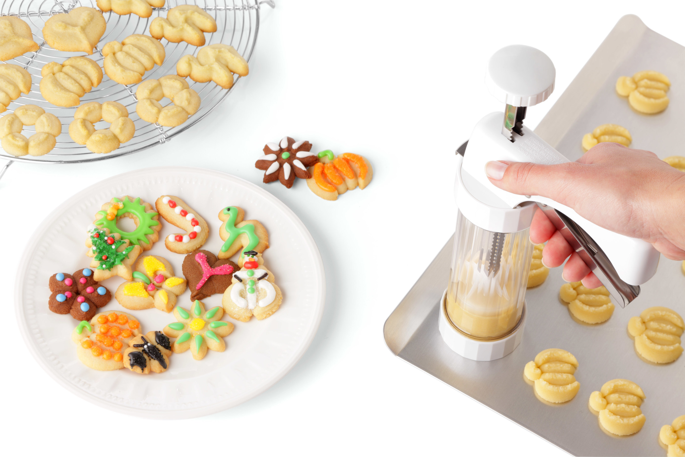 Breeze Through Holiday Baking with Tools from Kuhn Rikon