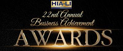 HIA-LI BAA 22nd Awards Graphic