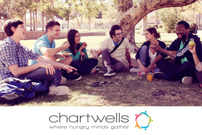 """Chartwells - """"Where Hungry Minds Gather"""""""