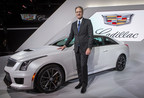 Cadillac President Johan de Nysschen to keynote The Washington Auto Show(R)