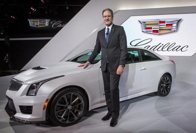 Cadillac President Johan de Nysschen to keynote The Washington Auto Show(R)