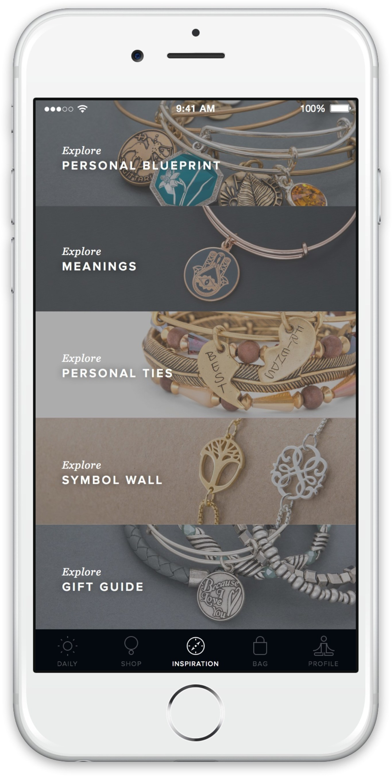 ALEX AND ANI, The Made In America Accessories And Lifestyle Brand, Announces The Launch Of Their First App