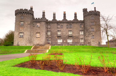 Crystal's August 17 cruise to Dublin offers a Crystal Adventure to Kilkenny Castle, near Waterford. (PRNewsFoto/Crystal Cruises)