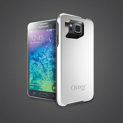OtterBox Symmetry Series for Samsung GALAXY Alpha available now.