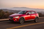 2016 Mazda CX-3 Subcompact Crossover Priced From $19,960