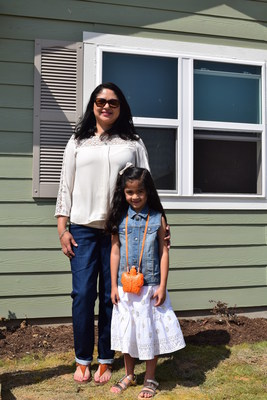 San Antonio single mother Kathryn Reyna was awarded a $4,000 Homebuyer Equity Leverage Partnership grant through Habitat for Humanity of San Antonio (HFHSA), which was used for down payment and closing cost assistance on her new home. In 2016, HFHSA received $32,000 for eight HELP grants from Texas Capital Bank and the Federal Home Loan Bank of Dallas.
