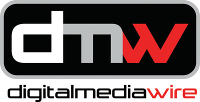 Digital Media Wire Logo. (PRNewsFoto/Digital Media Wire, Inc.)