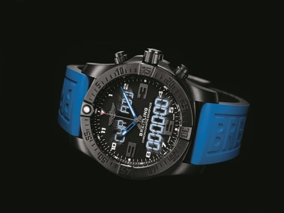 Breitling Reinvents the Connected Watch with the Exospace B55