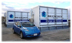 World's First Large-Scale Power Storage System Made From Reused EV Batteries Completed in Japan