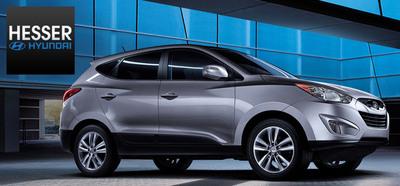 Hesser Hyundai serves the Madison area with quality used cars.  (PRNewsFoto/Hesser Hyundai)