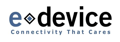 eDevice Logo (PRNewsFoto/eDevice)
