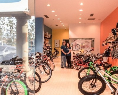 New Pedego Electric Bikes Store Offers 101 Ways to Have Fun in Conejo Valley