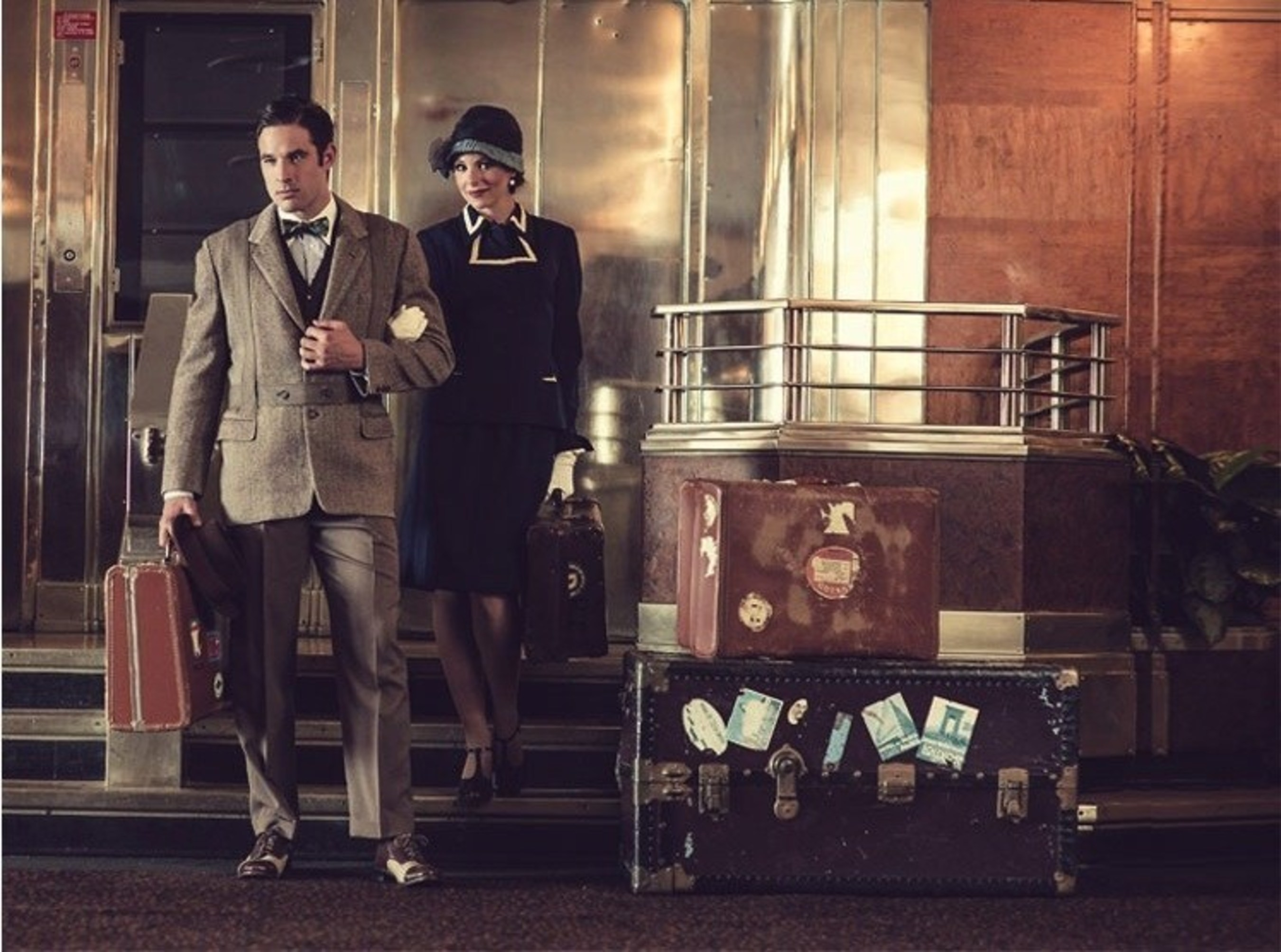 The Art Deco Festival Aboard the Queen Mary returns August 19-21, turning back time to a bygone era of glamour and elegance.
