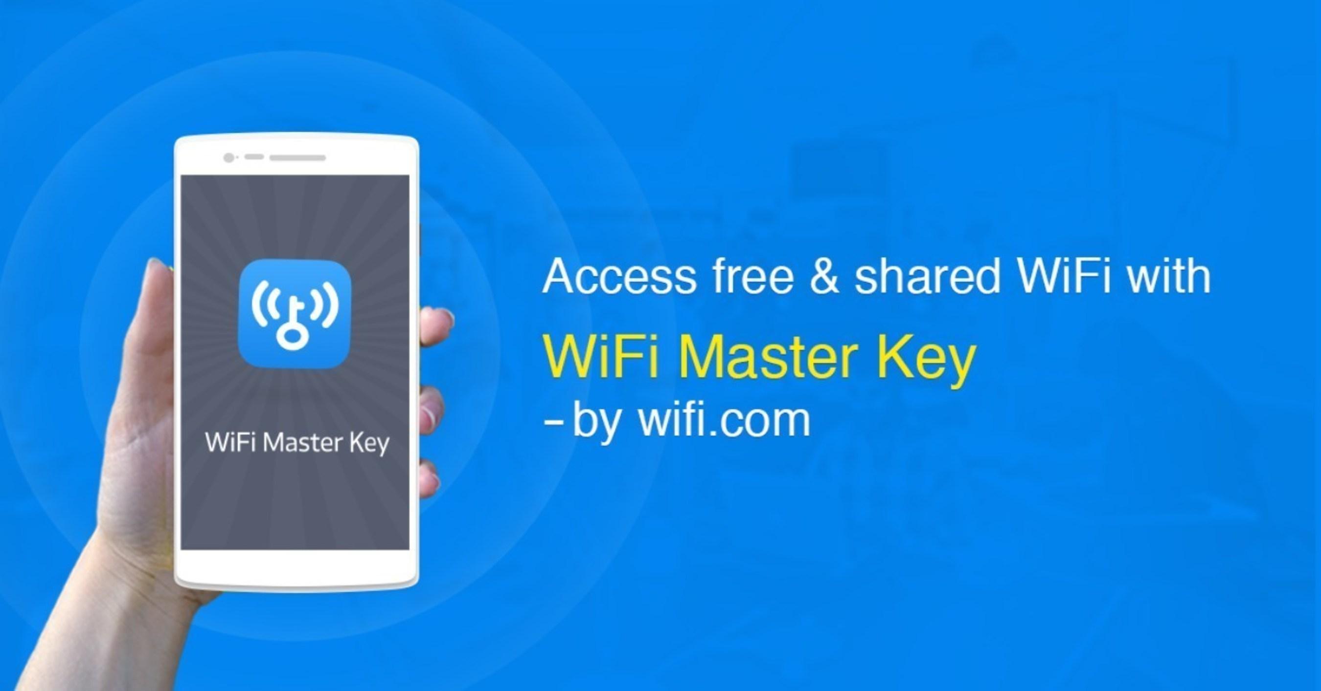 Приложение WiFi Master Key - by wifi.com вышла на верхушку хит-парада Play Chart в России и