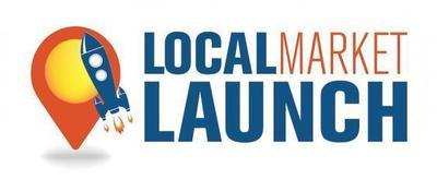Local Market Launch logo (PRNewsFoto/Local Market Launch)