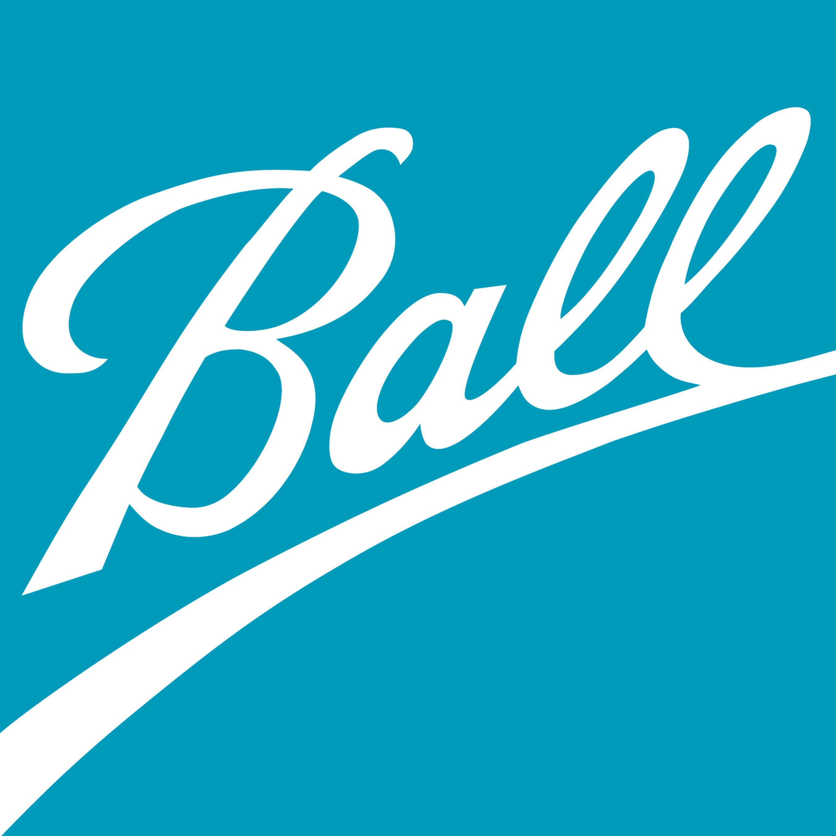 Ball Corporation Logo.