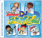 Get Up! Jump Up! Walt Disney Records' DJ Shuffle 2 Available February 10th