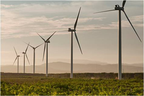 VICINI, through its Energy and Industry Fund, invests in the Largest Wind Farm Project in the