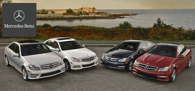 Certified Pre-Owned Mercedes-Benz models offer superior coverage that provides peace of mind for buyers. (PRNewsFoto/Loeber Motors)