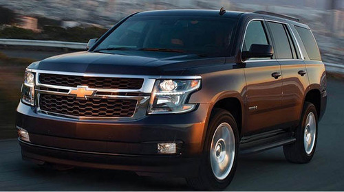 The arrival of the 2015 Chevy Tahoe and the 2015 Chevy Suburban are just the tip of the iceberg when it comes to everything happening at Chevrolet of Naperville for the remainder of March.  (PRNewsFoto/Chevrolet of Naperville)