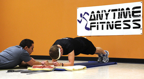 71-Year Old Anytime Fitness Member Breaks the Guinness World Record for Holding Plank Position