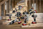 PORTER-CABLE launches the 2014 Ultimate Tradesman Giveaway (www.pcultimatetradesman.com). In the giveaway, which runs from November 1, 2014 through January 15, 2015, PORTER-CABLE will award a 20V MAX* tool every day leading up to the week of the grand prize drawing. The grand prize, which will be announced on January 23, 2015, is a 2015 Ford(r) F150 truck loaded with PORTER-CABLE tools.