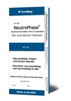 NeutroPhase is the only skin and wound cleanser to contain Neutrox, a patented and pure form of hypochlorous acid that contains no bleach impurities.