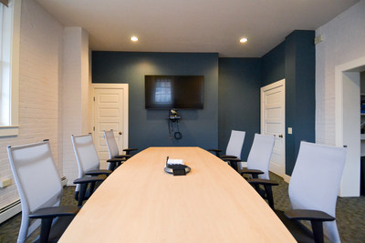 BHG National Marketing Office boardroom