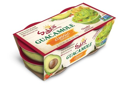 Save $2.00 off ONE (1) Sabra Hummus or Guacamole Singles Multipakc