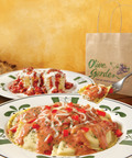"Olive Garden's New ""Dinner Today & Dinner Tomorrow"" - Two Meals for $12.95!  (PRNewsFoto/Olive Garden)"
