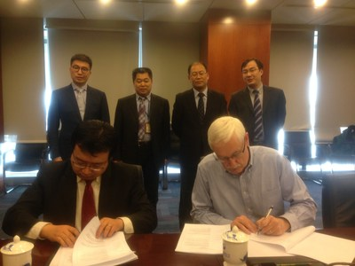 China-Africa Investment and Development Co., Ltd signs EMPF Fund Management Company Terms with GEC