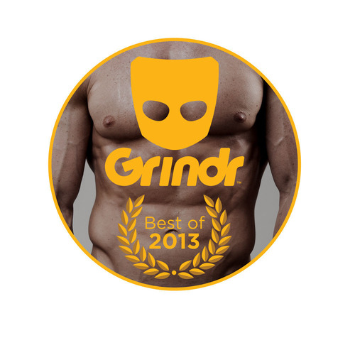 Grindr Releases Best of 2013 Awards, Revealing the Year's Top Gay Icons and Trends and Predictions for 2014. (PRNewsFoto/Grindr)