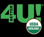 Better4U Foods goes Organic!
