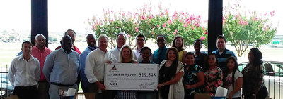 ACE Raises $19,548 to Provide Employment, Self-Sufficiency Resources for the Homeless of Dallas