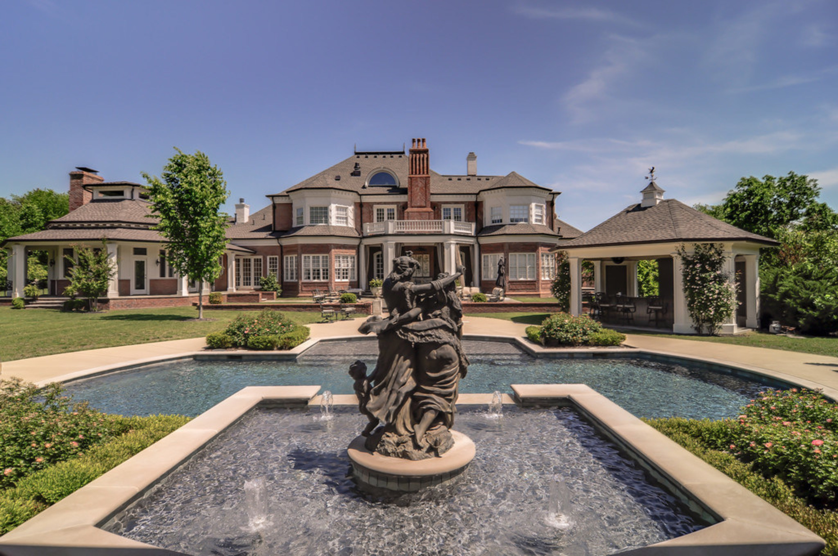 Nashville Mega Mansion to Be Sold at Luxury No Reserve Absolute Auction