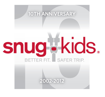 Nissan's Snug Kids celebrates its 10th anniversary.  (PRNewsFoto/Nissan North America)