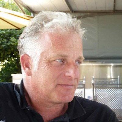 Ariel Ludi, serial entrepreneur and founder of the Hammer Team incubator (PRNewsFoto/Hammer Team)