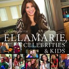 This newly-released 272 page 12x12 coffee table cookbook features gorgeous photos of celebrities cooking with their children and Ellamarie cooking with youth celebrities. To see photos of these celebrities and purchase a copy of the book, go to www.cookingwithellamarie.com