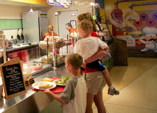 The Children's Museum of Indianapolis is First Museum in the World to Offer 'Kids LiveWell' Options