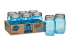 Jarden Home Brands, maker of Ball(R) Brand Fresh Preserving products, today announced the release of a limited-edition line of home canning jars, the Ball Heritage Collection Pint Jars which commemorate the 100th Anniversary of the Ball brothers' Perfect Mason Jar.  (PRNewsFoto/Jarden Home Brands)