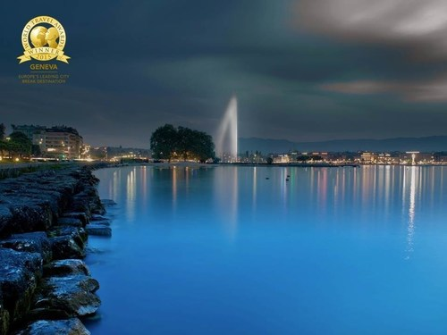The Great Christmas Giveaway by Geneva Tourism will be running from the 1st-24th December. (PRNewsFoto/Geneva ...