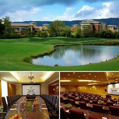 MeadowView Conference Resort & Convention Center invites visitors to come celebrate their 20th anniversary with the 20 For 20 deal, offering 20,000 Marriott Rewards Points and a 5% deduction on upcoming meetings, conferences and corporate retreats. See terms and conditions for details. For information, visit www.MeadowViewResort.com or call 1-423-578-6611.